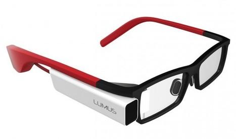 Lumus DK-40, un competidor para Google Glass con la lente derecha como pantalla | Salud Visual 2.0 | Scoop.it