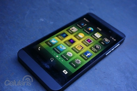 BlackBerry Z10, análisis a fondo | Ultimate Tech-News | Scoop.it