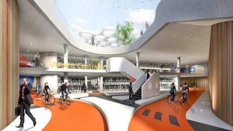 A Utrecht, le plus grand parking à vélos du monde | Dans l'actu | Doc' ESTP | Scoop.it