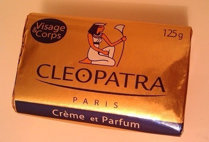 In the bath with Cleopatra | Antiquipop | les actualités des Langues et Cultures de l'Antiquité | Scoop.it