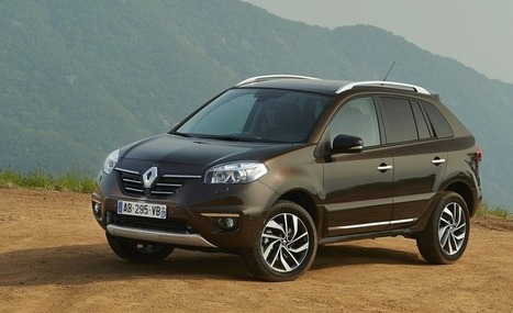Renault Koleos 2014: precios, versiones y especificaciones en Latam Review | Cars Reviews and News | Scoop.it