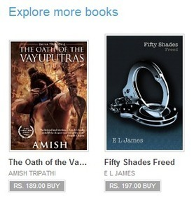 Google Play Now Sells E-Books in India   VOCABULARY   Scoop.it