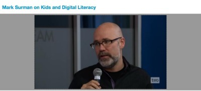 Mark Surman on Youth and DigitalLiteracy | Digital Literacy and Libraries | Scoop.it