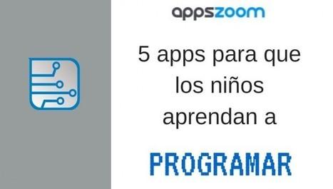5 apps para que los más pequeños aprendan a programar | TICs, tablets y otros gadgets en educación. | Scoop.it