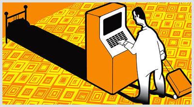 Check-in via mobile, la volta buona?   Relactions Journal -   Scoop.it