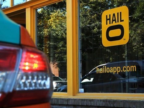 Taxi-hailing apps make whistling for a cab a thing of the past | FP Tech Desk | Financial Post | The World Of Mobility | Scoop.it