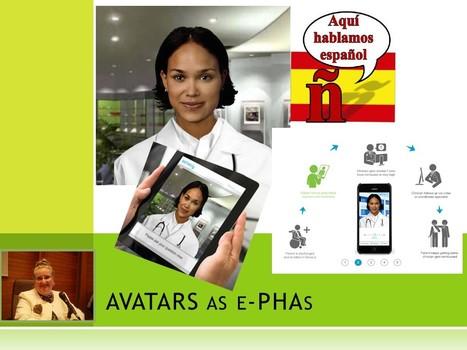 AVATARS AS e-PHAs   Health 4.0   Scoop.it