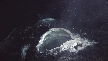 Undersea volcano gave off signals before eruption in 2011   Sustain Our Earth   Scoop.it