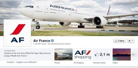 Top 10 des Services Clients sur Facebook : Air ... | Communautés | Scoop.it