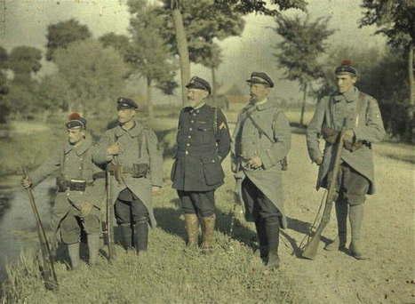 Le 15 octobre 1914 les fusiliers marins atteignent Dixmude… – Association de Réservistes de la Marine Alsace | Nos Racines | Scoop.it