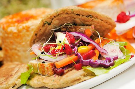 Pancakes salati e farciti | Alimentazione Naturale, EcoRicette Veg e Vegan | Scoop.it