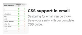 Email design guidelines - Articles & Tips - Campaign Monitor | Les Brèves MIB | Scoop.it