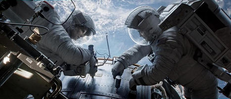 Gravity, le prime foto del film d'apertura della Mostra di Venezia - Panorama | International | Scoop.it