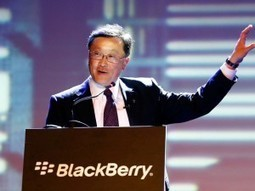 BlackBerry to take on IoT headaches with Project Ion | The Internet of Things and Wearable Technologies | Scoop.it