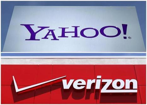 Verizon to buy Yahoo's core business for $4.8 billion in digital ad push | Leadership and Management | Scoop.it