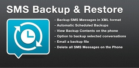 SMS Backup & Restore Pro v7.13 apk | Android Apps | Scoop.it