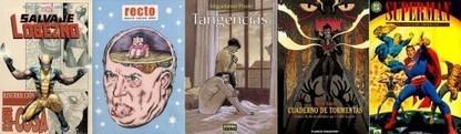 El cómic ya no es solo una lectura para niños | yensivides | Scoop.it