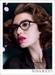 Arizona Muse for Nina Ricci Eyewear | Elzais.com | Scoop.it