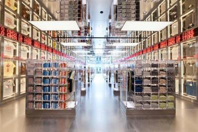 Uniqlo: in arrivo il flagship di Berlino, che sarà il più grande d'Europa < Distribuzione < News < Home page   Shopping - Retail - Brands   Scoop.it