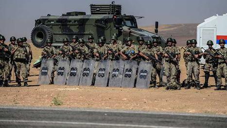 CNA: ¿Por qué EE.UU. quiere que Turquía envíe tropas a su frontera con Siria?   La R-Evolución de ARMAK   Scoop.it