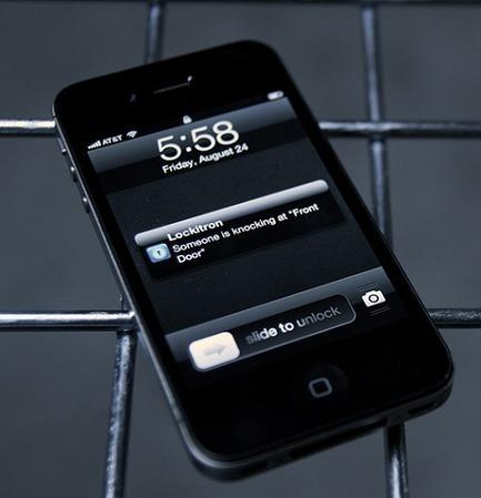 Lockitron : la clé de votre porte est votre smartphone « Abavala !!! | Développement, domotique, électronique et geekerie | Scoop.it