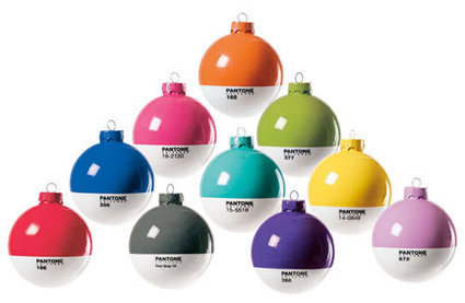 20+ Modern Christmas and Holiday Home Decorations and Decor   Home Decor   Scoop.it