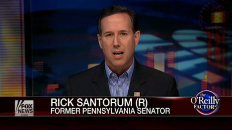 Rick Santorum compares himself to Nelson Mandela fighting against the 'apartheid' of Obamacare | The Raw Story | political sceptic | Scoop.it