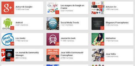 5 fonctions qui méritent à elles seules de s'intéresser à Google+ | netnavig | Scoop.it