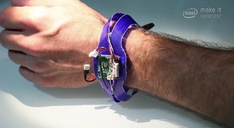 A Wearable Drone That Launches Off Your Wrist To Take Your Selfie | Panorama digital | Scoop.it