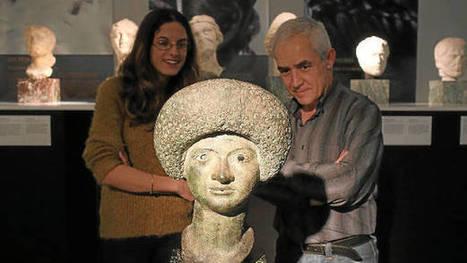 Así eran los modelos de belleza en la antigüedad, en Arkeologi Museoa | LVDVS CHIRONIS 3.0 | Scoop.it