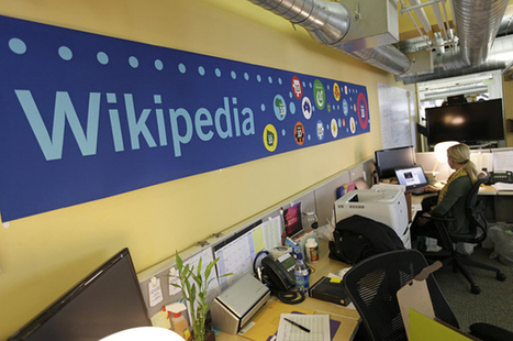 Term papers? These science students write Wikipedia pages instead.   Wikipedia in EDU   Scoop.it