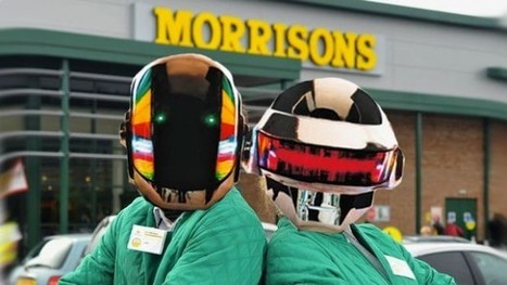 The Person With the Best Music Taste in the Country is a Robot DJ Working for Morrisons | audio branding | Scoop.it