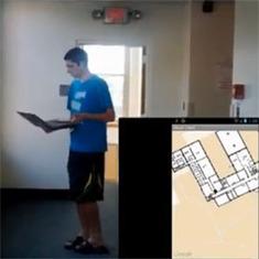 Mixed Signals: Smart Phone Sensors Recruited to Deliver Indoor GPS: Scientific American | Geekery Cyclone | Scoop.it