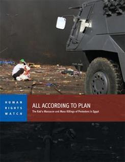 Egypt: HRW should establish International Inquiry Into Rab'a Massacre   Anti-Exploitation   Scoop.it