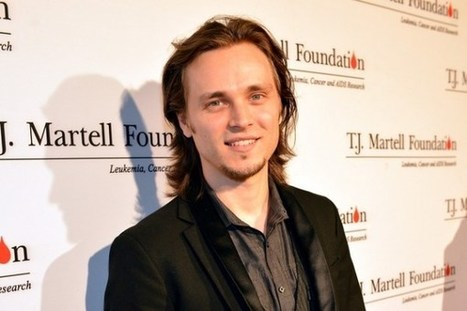 'Nashville' Star Jonathan Jackson Signs Record Deal - The Boot | Public Relations and Music | Scoop.it
