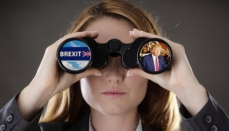 Of Course Nobody Saw Brexit or Donald Trump Coming | Strategy and Competitive Intelligence by Bonnie Hohhof | Scoop.it