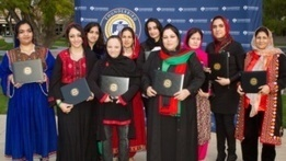 Entrepreneurial Afghan Women Move Forward | U.S. - Afghanistan Partnership | Scoop.it