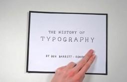 Η ιστορία της τυπογραφίας | fun tools & publishing | Scoop.it