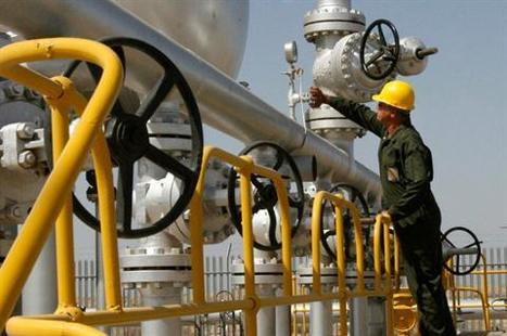 Iran crude oil exports hit highest level since EU sanctions | Kameron-Current Issues | Scoop.it
