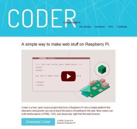 Google Coder pour le Raspberry Pi : Le développement web à ...   rasbery pi console   Scoop.it