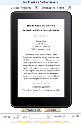 Should Amazon Have Adopted the ePub? | eBookIssues.com | Litteris | Scoop.it