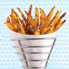 Crispy Seasoned Oven Fries Recipe at Epicurious.com   Food issues   Scoop.it