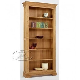Kệ sách gỗ sồi EUF 114   Nội thất châu âu   EU Furniture Việt Nam   Scoop.it