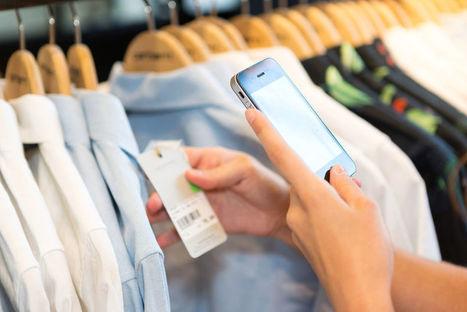 Phygital : comment bien utiliser le smartphone en point de vente ? | Nouveaux usages en point de vente | Scoop.it