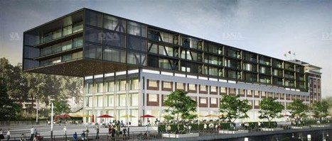 A Strasbourg, le coworking se fera à La Plage | Immobilier commercial | Scoop.it
