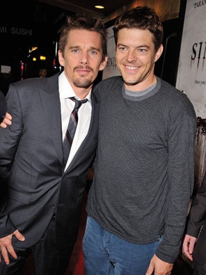 'The Purge': Ethan Hawke's Low Salary Turns Into Millions | Video on location: events, installations and interactive objects for brands and broadcasters | Scoop.it