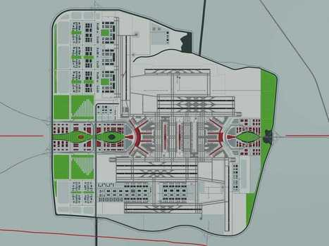 Beijing Is Building An Airport That's Bigger Than JFK, LaGuardia, And Newark Combined | Travel Retail | Scoop.it
