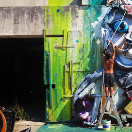 Eco Street Art | Arte Benessere Crescita | Scoop.it