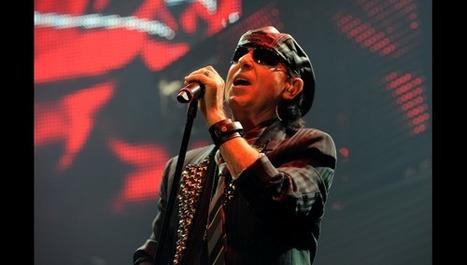 Interview de Klaus Meine : Scorpions, 50 ans gravés dans le rock ! | allemagne musique | Scoop.it