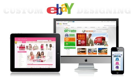 Custom eBay Listing Template and Store Designs - ebay.raddyx.com | Professional eBay Listing Template Design | Scoop.it